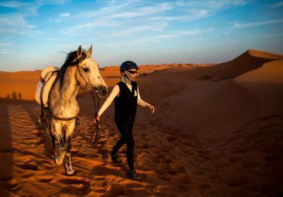 Ramla Voyages Agence de Voyages  Douz Tunisie Travel Agency Douz Tunisia Dromadaires Chameaux Sahara Douz Circuits 4X4 Circuits Quad A dos de cheval