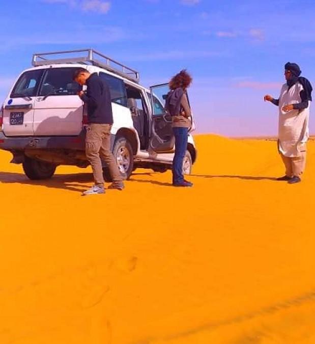 Ramla Voyages Agence de Voyages  Douz Tunisie Travel Agency Douz Tunisia Dromadaires Chameaux Sahara Douz Circuits 4X4