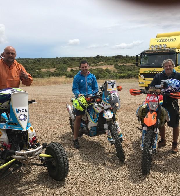 Ramla Voyages Douz Tunisie sabri boughattas moniteur quad et moto